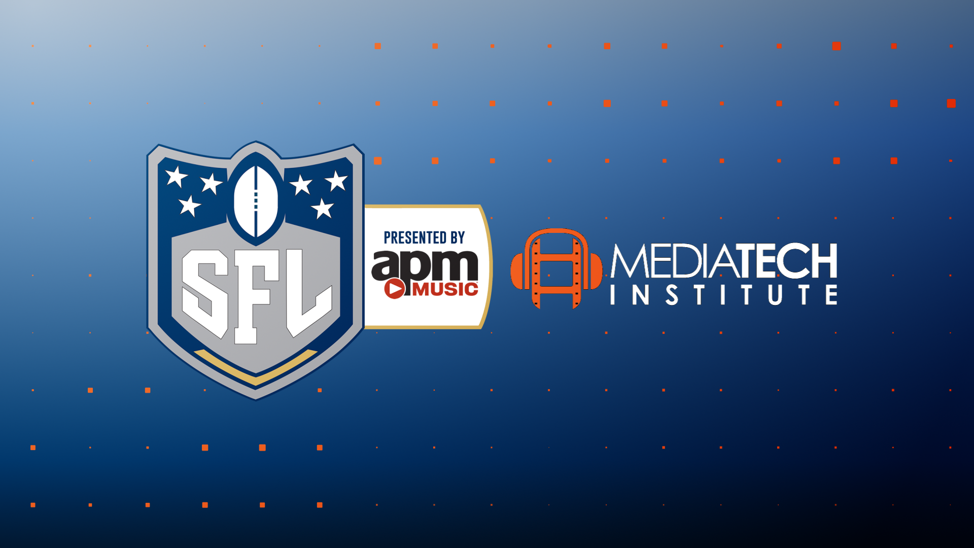 MediaTech Institute brings SFL Championship Game to its studios