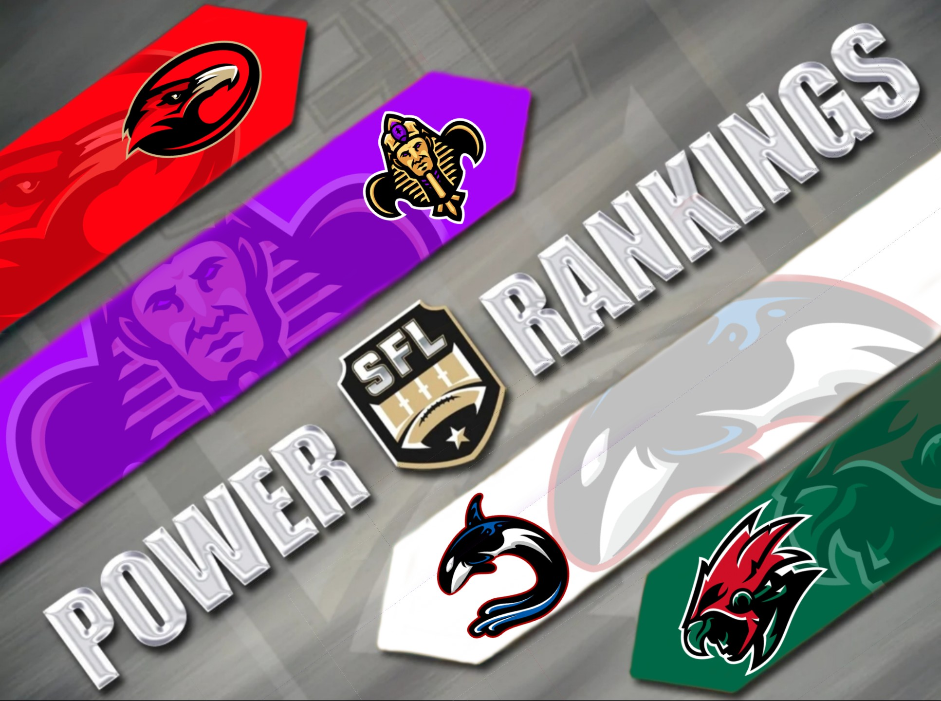 Season 14 Power Rankings: Week 8
